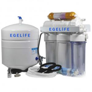 egelife 6 aşamalı su arıtma cihazı
