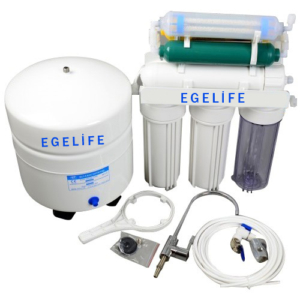 egelife 8 aşamalı su arıtma cihazı