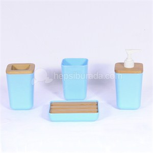 mavi-melamin-ve-bambu-banyo-seti