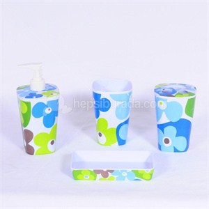 bosphorus-mavi-papatyal-melamin-banyo-set