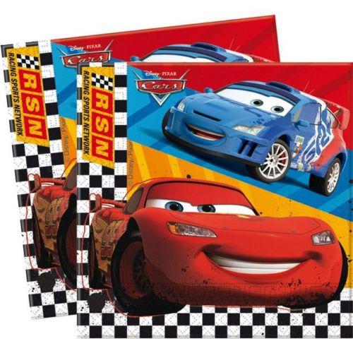Tahtakale Toptancısı Kağıt Peçete Cars Rsn 33*33 (20 Adet)