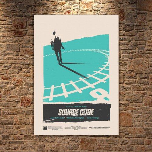 Albitablo Poster Love Source Code Kanvas Tablo