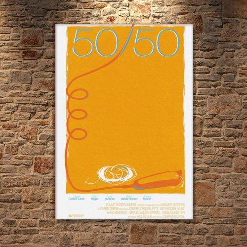 Albitablo Poster Love 50 50 Kanvas Tablo