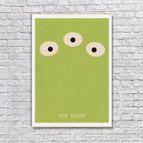 Albitablo Poster Toy Story Kanvas Tablo