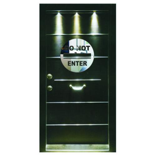 M3 Decorium Do Not Enter Dekoratif Ayna