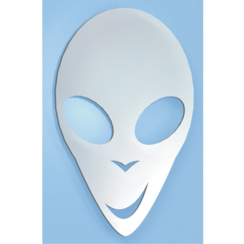 M3 Decorium Alien Dekoratif Ayna