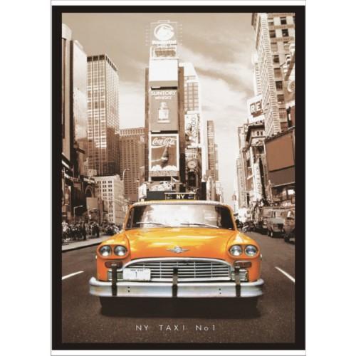 M3 Decorium Ny Taxi Poster