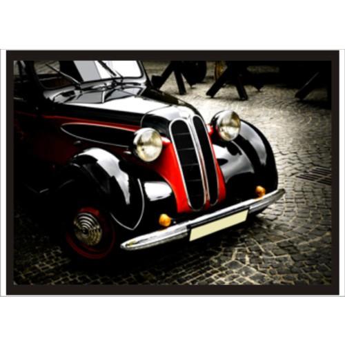 M3 Decorium Araba Poster