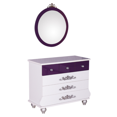 Gencecix Prenses Çamaşırlık & Aynası