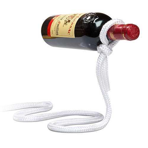 Praktica Sihirli İp Şarap Tutacağı