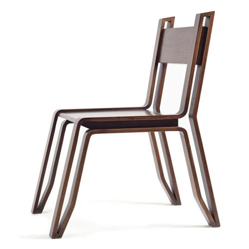 Bucca Design İnout Ceviz Renkli Sandalye