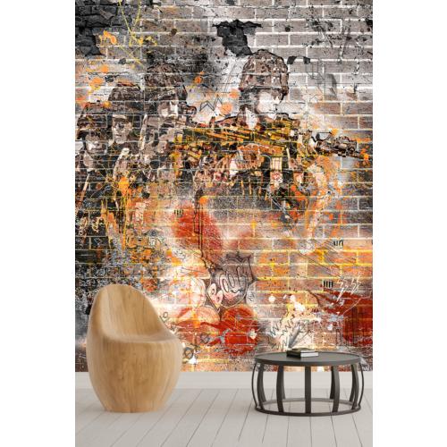 Pidekorasyon Sanatsal Duvar Kağıdı - SNT-002
