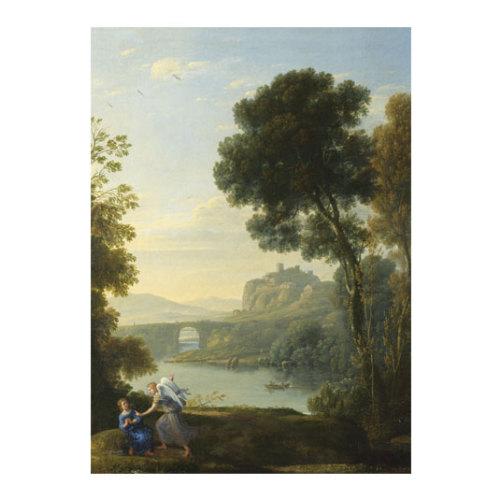 ARTİKEL Landscape with Hagar and the Angel 50x70 cm KS-1432