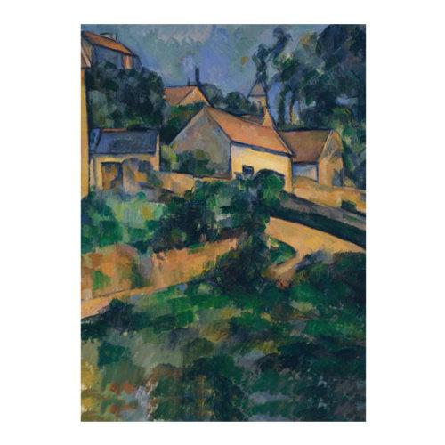 ARTİKEL Turning Road at Montgeroult 50x70 cm KS-1199
