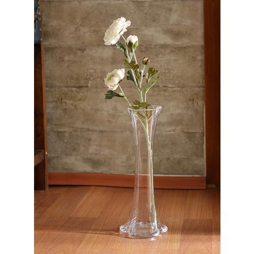 Yedifil Gün Döndü Beyaz Yapay Çiçek