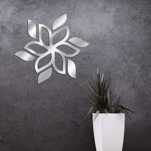Özgül Grup Dekoratif Ayna Çiçek