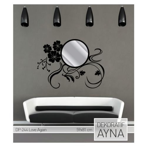 ARTİKEL Love Again Ayna Sticker 81,7x59,8 cm DP-244