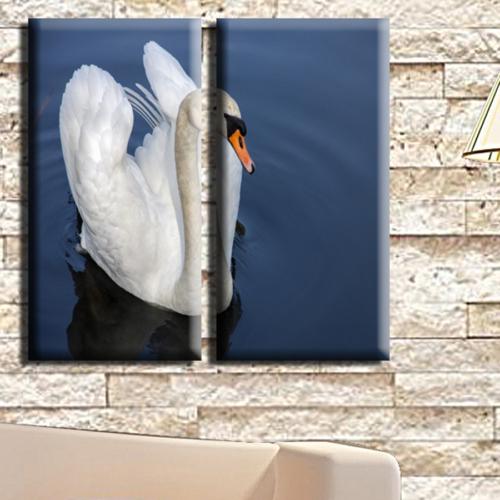 K Dekorasyon Hayvan Desenli Mdf Tablo 1053