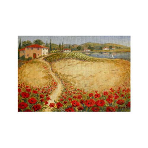 ARTİKEL Floral Paradise 2 Parça Kanvas Tablo 60x40 cm KS-974
