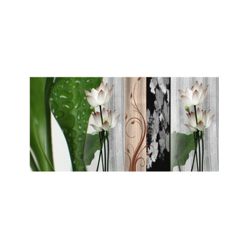 ARTİKEL Rainy Day 2 Parça Kanvas Tablo 80x40 cm KS-411