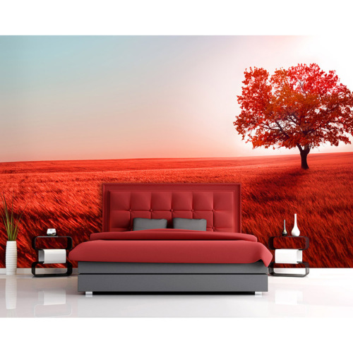 Artmodel Kızıl Manzara Poster Duvar Kağıdı PDM-70