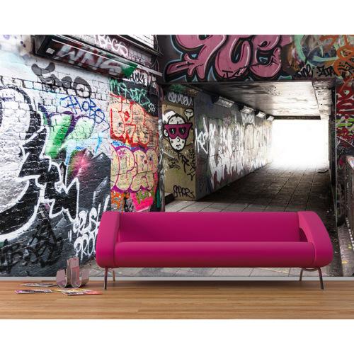 Artmodel Graffiti Poster Duvar Kağıdı PDA-25