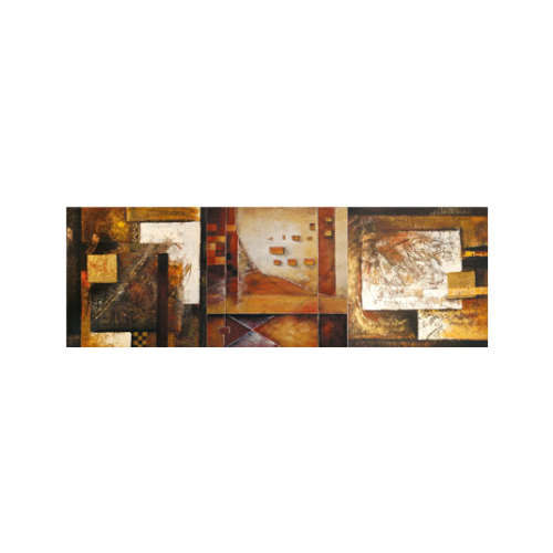 ARTİKEL Windows 3 Parça Kanvas Tablo 40X120 Cm KS-711