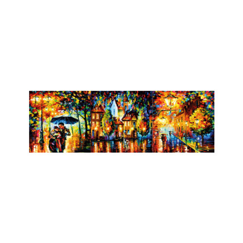 ARTİKEL Lovely Day 3 Parça Kanvas Tablo 40X120 Cm KS-767