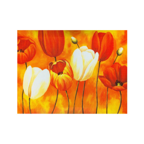 ARTİKEL Color of Love 3 Parça Kanvas Tablo 70X90 Cm KS-142
