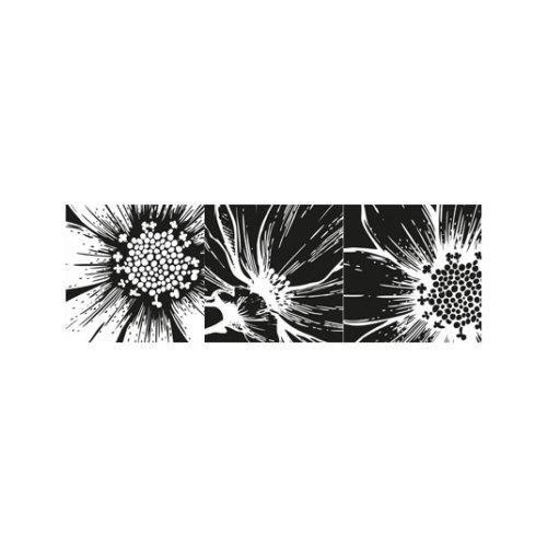 ARTİKEL Darkness 3 Parça Kanvas Tablo 120x40 Cm KS-559