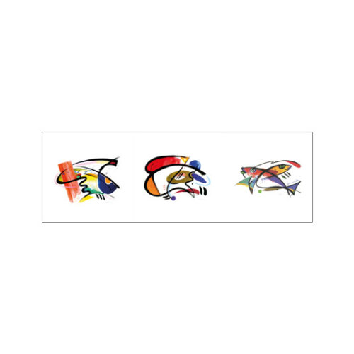 ARTİKEL Don´t Speak 3 Parça Kanvas Tablo 40X120 Cm KS-672