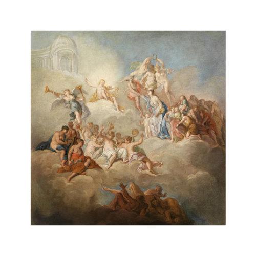 ARTİKEL Meeting 4 Parça Kanvas Tablo 70x70 cm KS-469
