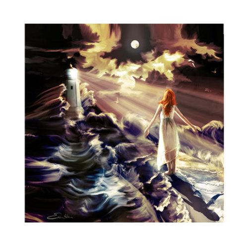 ARTİKEL Dream 4 Parça Kanvas Tablo 70x70 cm KS-015