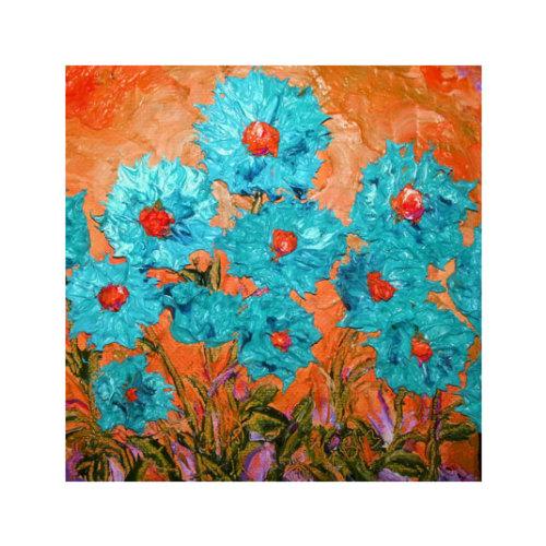 ARTİKEL Baby Love 4 Parça Kanvas Tablo 70x70 cm KS-999