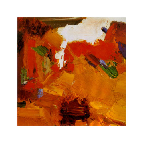 ARTİKEL Orange Life 4 Parça Kanvas Tablo 70x70 cm KS-235