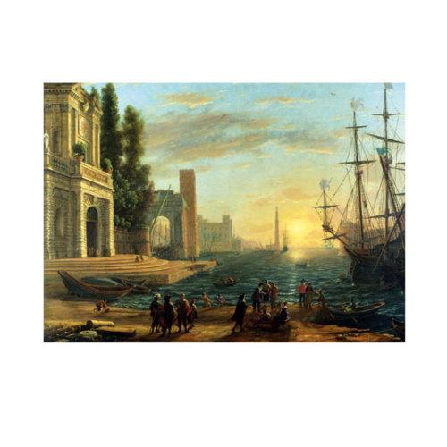 ARTİKEL A Seaport 50x70 cm KS-1426