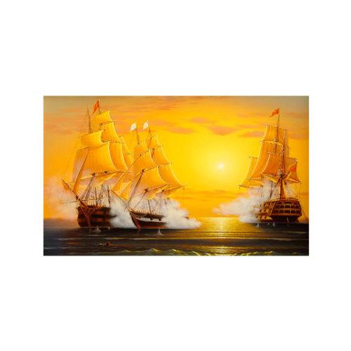 ARTİKEL Bad Sea 5 Parça Kanvas Tablo 135x85 cm KS-874