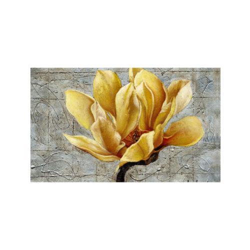 ARTİKEL Yellow 5 Parça Kanvas Tablo 135x85 cm KS-309