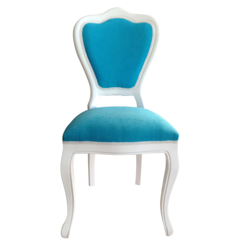 Albero Home Lükens Sandalye Beyaz