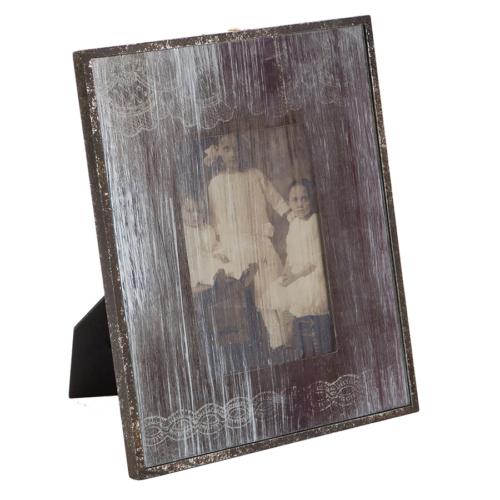 Love Letter Antik Aynalı Resim Çerçevesi Nostalji