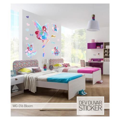 Artikel Bloom Dev Duvar Sticker