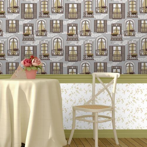 Mot Mutfak Duvar Kağıdı 10-018304