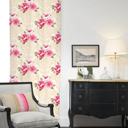 Mot Çiçekli Duvar Kağıdı 10-005803