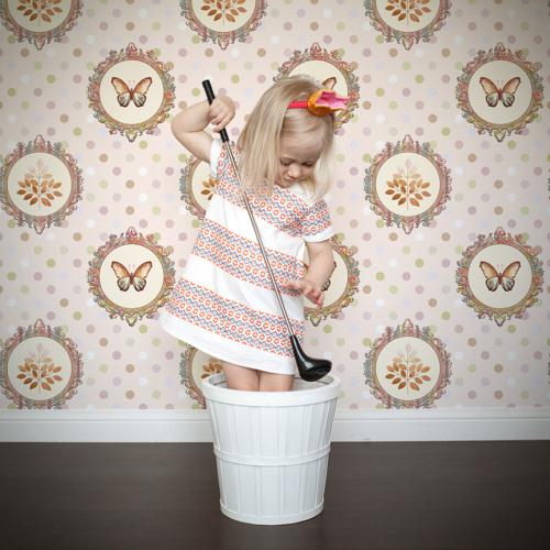 Mot Çocuk Odası Duvar Kağıdı 10-014002