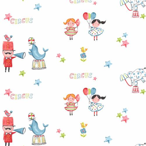 Mot Çocuk Odası Duvar Kağıdı 10-011101