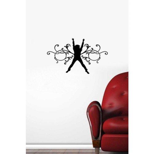 Özgül Grup Özgül Grup İnsan ve Desenler Duvar Sticker | 97x56 cm