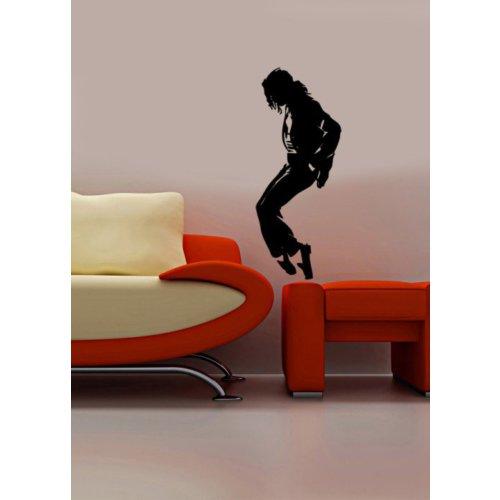 Özgül Grup Özgül Grup Michael Jackson Duvar Sticker | 19x48 cm