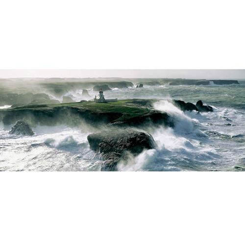 Innova Pointe Des Poulains Lighthouse 50X120 Cm Cam Tablo