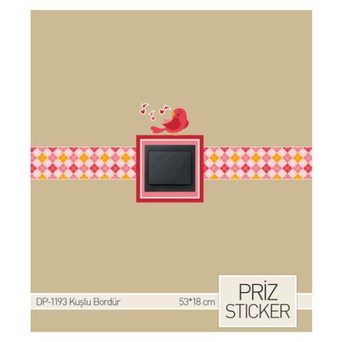 ARTİKEL Birdy Priz Sticker DP-1193