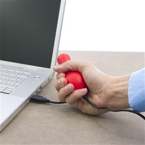 BuldumBuldum Usb Stress Ball - Usb Stres Topu